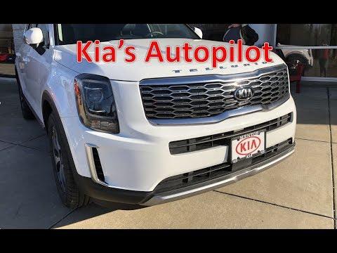 2020 Kia Telluride Highway Driving Assist (HDA) Test Drive