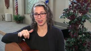 Interview on Jewish Prayer and Chant with Cantor Elana Rozenfeld