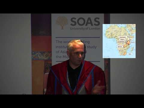 Prof. Lutz Marten (SOAS): Linguistic Variation, Language Contact and the New Comparative Bantu