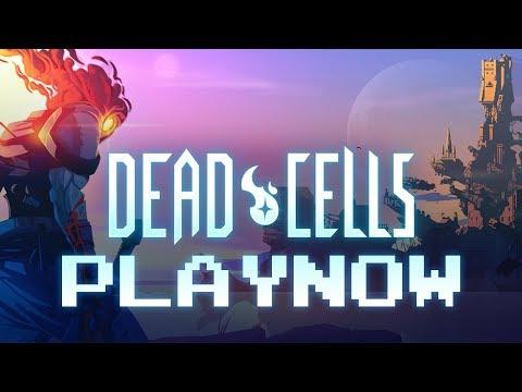 PlayNow: Dead Cells | PC Gameplay (Rogue Lite Metroidvania Action Platformer)
