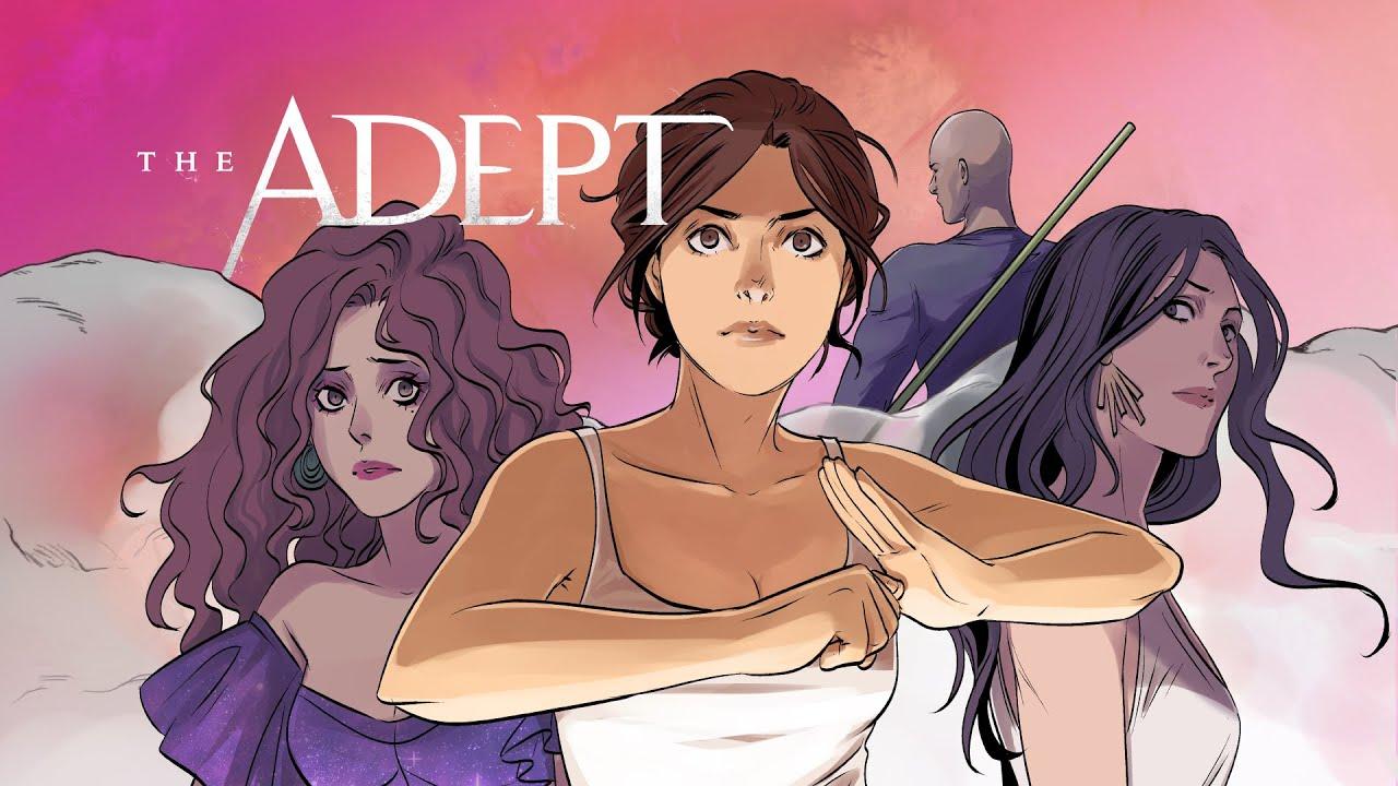 The Adept — Immortal Studios Kickstarter Campaign Video