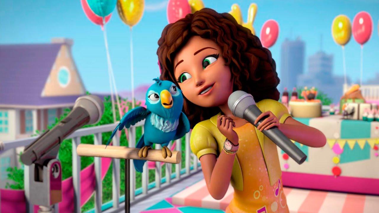 Finding The Pets: Andrea U2013 LEGO Friends U2013 Mini Movie Part 4