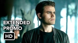 "The Vampire Diaries 8x10 Extended Promo ""Nostalgia's A Bitch"" HD Season 8 Episode 10 Extended Promo"
