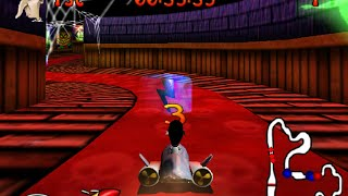 Old Windows game - Renegade Racers (1999)