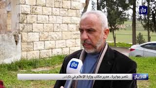 بلدة برقة بالضفة الغربية .. صمود في وجه الاحتلال وإرهاب المستوطنين - (22-2-2019)