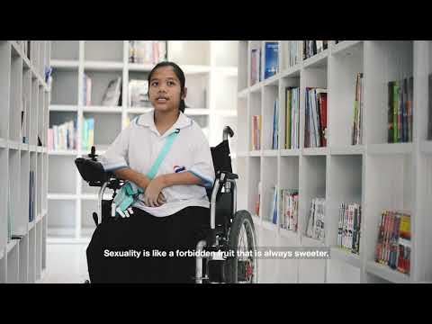 สิทธิสุขภาวะทางเพศของวัยรุ่นที่มีความพิการ
