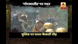 'Gorkhaland movement' turns barbaric; CM Mamata points at conspiracy