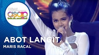 Maris Racal - Abot Langit | iWant ASAP Highlights