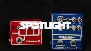 Plush Cream II/Extreme Cream II Overdrive Overview