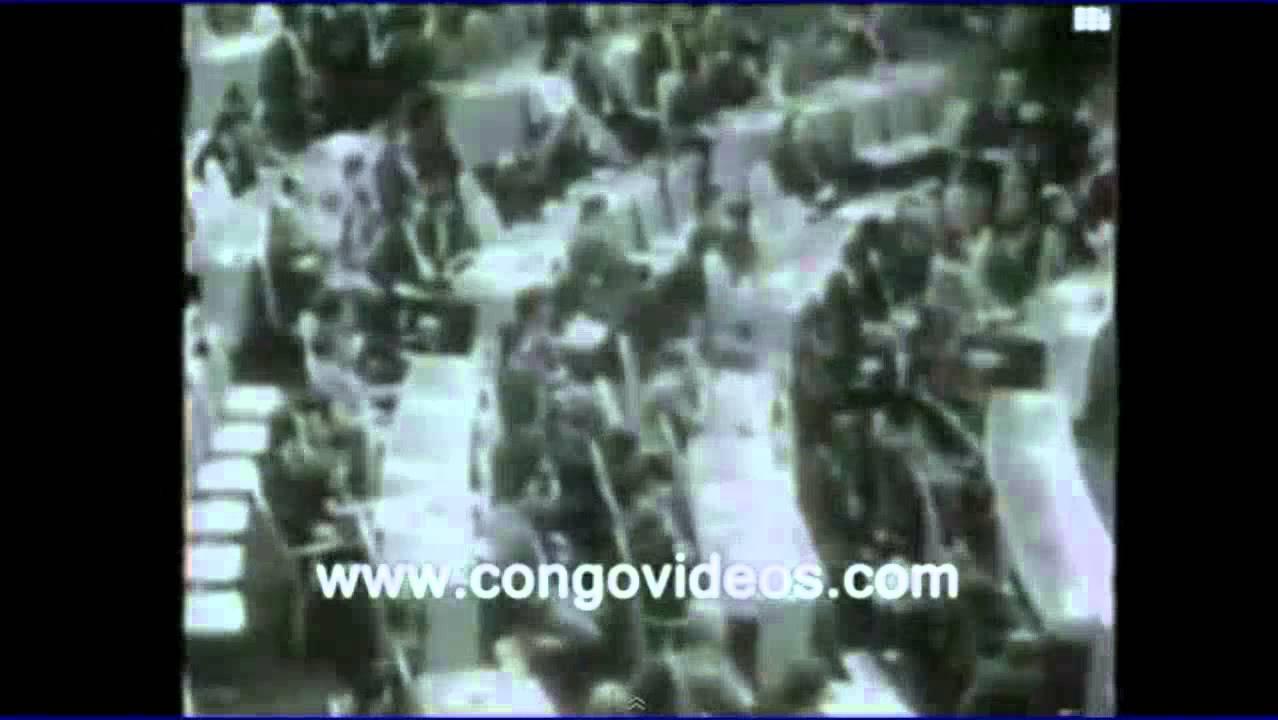 MOBUTU DE TÉLÉCHARGER DISCOURS