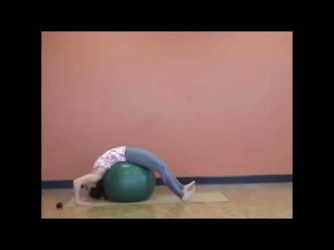 Yoga Ball Exercises | Total Body Conditioning Exercises with Hope Zvara