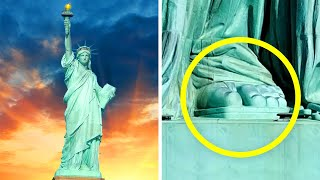 Alguns Detalhes da Estátua da Liberdade Ainda São um Mistério