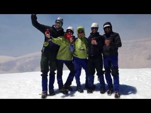 A hike to the crater of Villarica Volcano - Villarica, Chile