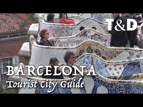 Barcelona Tourist City Guide 🇪🇸 Spain Best Place - Travel & Discover