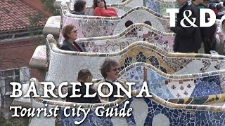 Barcelona Tourist City Guide Best Place - Travel & Discover