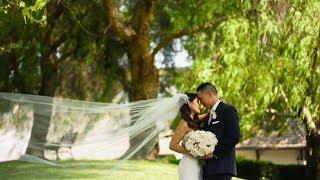 Orange County Wedding | Thi + Jonathan - IG
