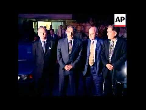 UN delegation arrives in Israel after visit to Beirut