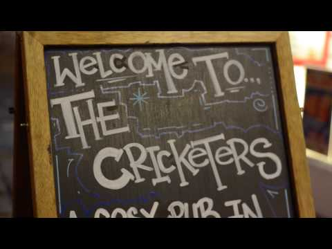 The Cricketers in Canterbury