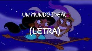 Aladdn Un mundo ideal Letra.mp3