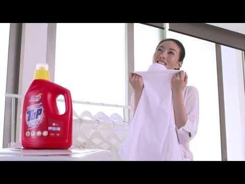 "TOP detergent TVC ""PARALLEL LIFE"" Singapore - Composer: Ken Chong"