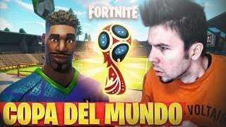 COPA DEL MUNDO de FORTNITE: Battle Royale Torneo y Skins