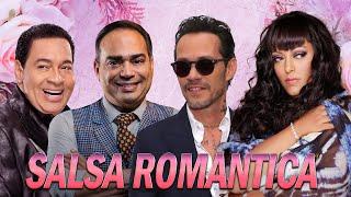 Gilberto Santa Rosa, La India, Tito Nieves, Marc Anthony SALSA ROMANTICA - VIEJITAS SALSA ROMANTICA