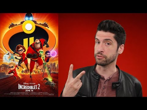 Incredibles 2 - Movie Review