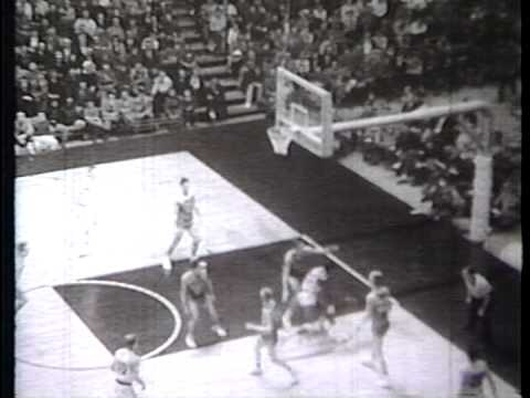 K-State Basketball 1958-59 Part One. Rated #1 in U.S.