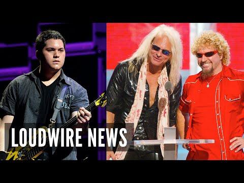 Wolfgang Van Halen Settles the 'Sammy vs. Dave' War