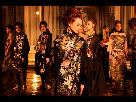 TATYANA PARFIONOVA   'ПОЛЯ' Haute Couture ss2018 Fashion Film