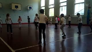 Открытый урок физкультуры(1)