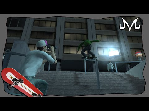 Tony Hawk Underground #5 -  Manhattan - DETONA