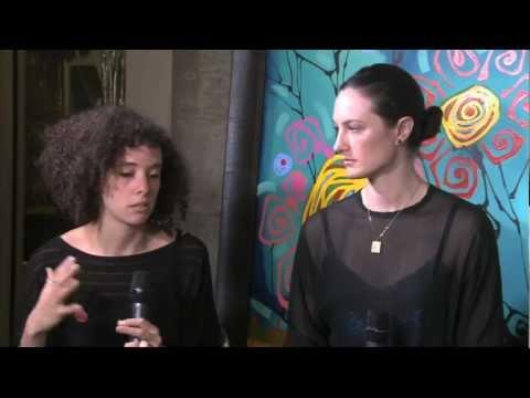 Call Me Kuchu - Katherine Fairfax Wright and Malika Zouhali-Worrall at LA Film Festival 2012
