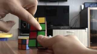 башня рубика как собрать