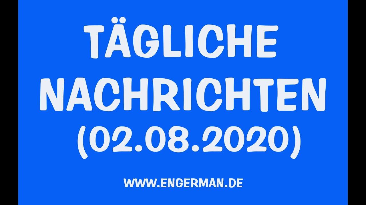 Tägliche Nachrichten - Demos in Berlin