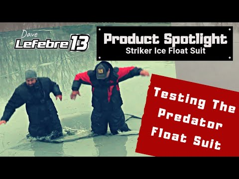 Product Spotlight | The Striker Ice Float Suit
