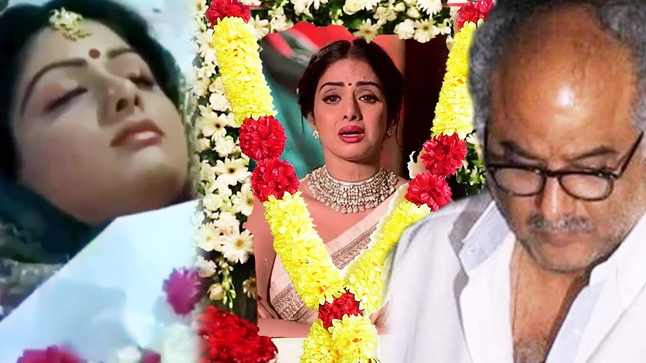 Sridevis Fake Dead Body Pictures Goes Viral Boney Didnt Book Hotel To Take Sridevi For Dinner