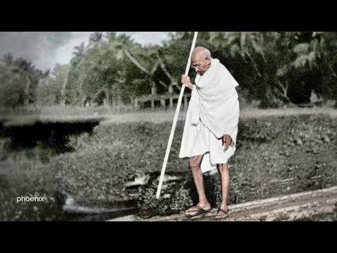 Mahatma Gandhi - Mensch & Mythos