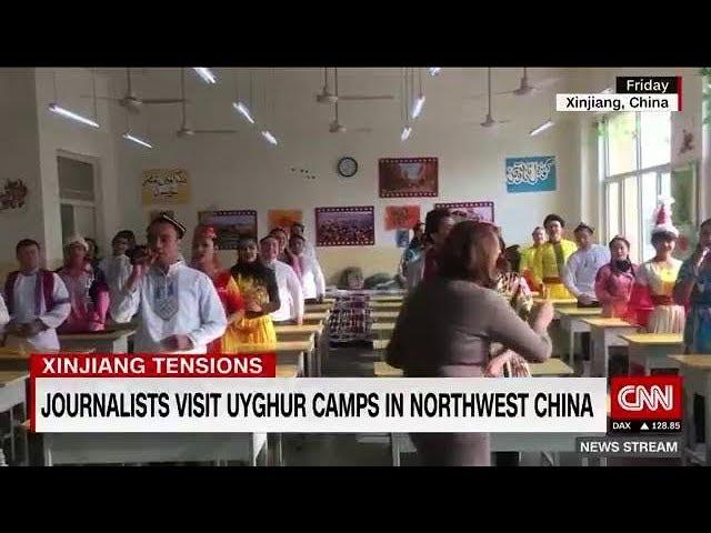 Inside Chinas Xinjiang re-education camps
