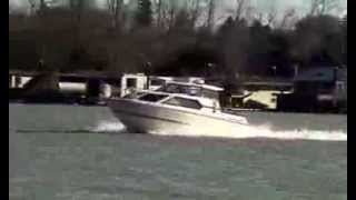 1996 - 2452 Bayliner Cabin Cruiser