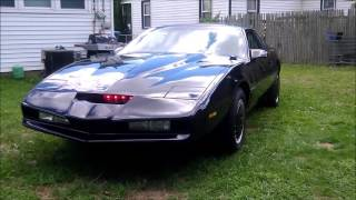 Real Life Knight Rider-Using the #IndyJarvis Talking Car Interface