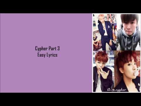 BTS (방탄소년단) Cypher Pt.3 KILLER Easy Lyrics