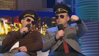 КВН Радио Свобода - 2016 Высшая лига Первая 1/8 Приветствие