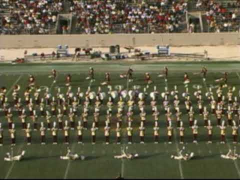 Bethune Cookman University Marching Wildcats Halftime Concert Selection 2003