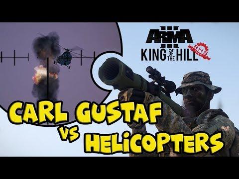 Road to Lvl 30 - KOTH RHS - M4A1 PIP gameplay -ArmA 3 kill