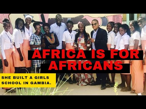EXPLORING THE GAMBIA Part 3: INVESTING IN WOMEN & GIRLS #AfricaIsForAfricans