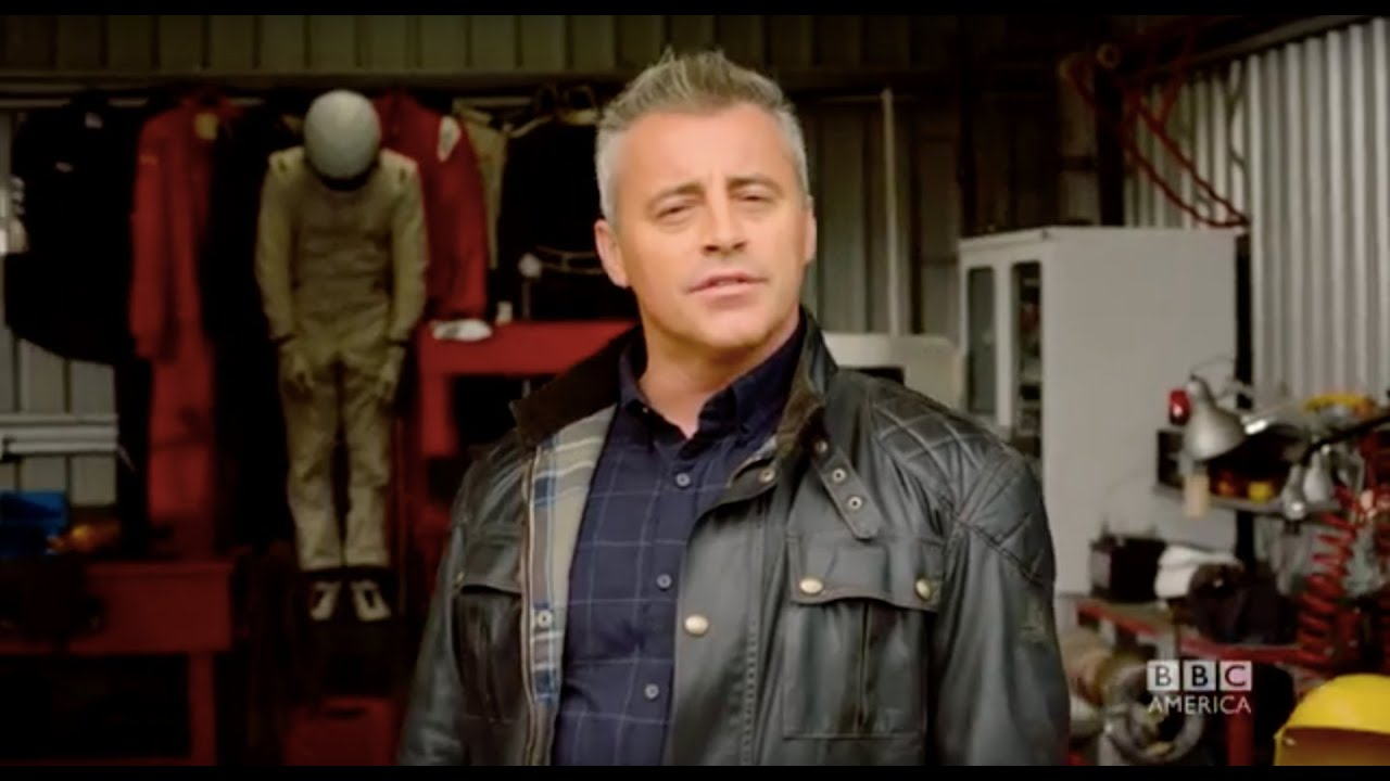 top gear the races hosted by matt leblanc premieres monday january 18th at 9 8c youtube. Black Bedroom Furniture Sets. Home Design Ideas