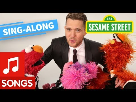 Sesame Street: Believe in Yourself Lyric Video featuring Michael Bublé | Elmo's Sing Along Series