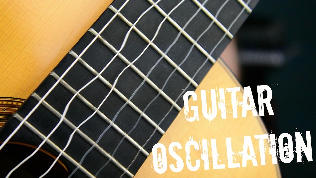 guitar oscillation youtube. Black Bedroom Furniture Sets. Home Design Ideas