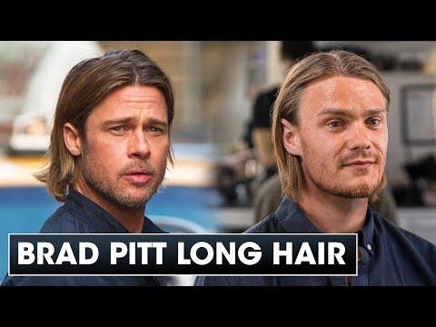 brad-pitt-long-hairstyle-tutorial---world-war-z-inspiration